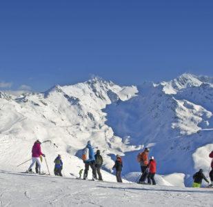 Sorties au ski